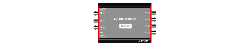 LUMANTEK BAT-SD 1 X 6 SDI Distributor