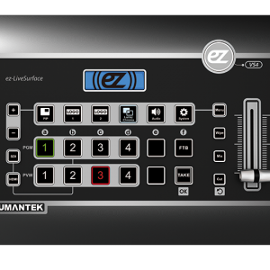 ez-Pro VS4 4 channels video switcher