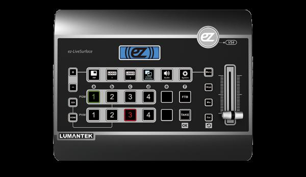 ez-Pro VS4 4 channels video switcher