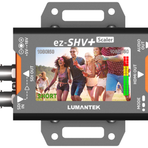 ez-SHV+ SDI to HDMI Converter plus scaler Lumantek